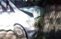В Днепре столкнулись Жигули и Mercedes: есть пострадавшие