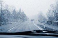 Водителей предупредили о снеге и гололедице