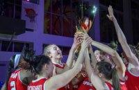 «Прометей» з Кам'янського – володар жіночого Кубка України з баскетболу: коментарі переможниць