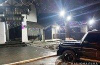Ночью в одном из кафе Днепра группа мужчин устроила стрельбу