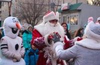 Благодаря «Новогоднему каравану» ребята развлекаются все вместе во дворе, - жительница ж/м Кротова