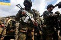 За сутки в зоне АТО зафиксировано 35 обстрелов украинских военных