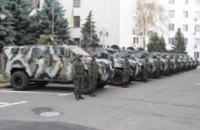 МВД получило бронеавтомобили «Спартан», - Аваков