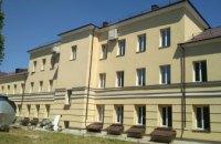 В Никополе заканчивают реконструировать старую амбулаторию в современную детскую больницу