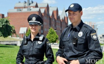 Отбор новых патрульных Днепропетровска проходит в 6 этапов