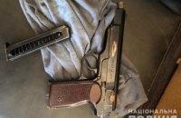 В Киевской области мужчины устроили стрельбу, требуя вернуть долг