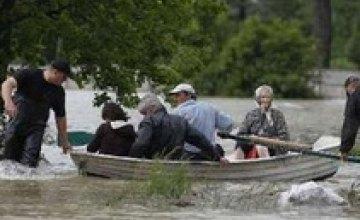 Европа продолжает бороться с наводнением