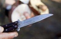 В Днепропетровской области на фоне религиозного конфликта мужчина нанес другу 60 ударов ножом (ВИДЕО)