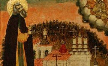 Сегодня православные молитвенно чтут память преподобного Патапия