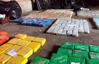 На Киевщине полиция изъяла 600 кг героина на $50 млн