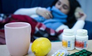 За минувшую неделю гриппом и ОРВИ заболело более 7  тыс. жителей Днепропетровщины