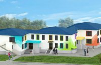 В Николаевке выполнили более 80% работ по реконструкции детского сада «Веснянка»