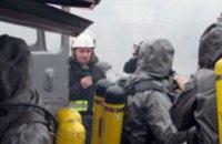 В Кривом Роге травмированного шахтера вытащили с глубины 1,1 км