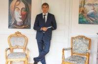 Новый посол Украины во Франции начал свою дипмиссию в Париже