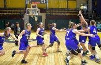 Днепрянки стали чемпионками Всеукраинской юношеской баскетбольной лиги среди девушек