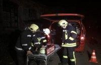 В Одессе во время пожара на СТО погиб мужчина