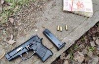 Наркотики, оружие и 97 тыс. грн: в Днепре с поличным задержали наркоторговца