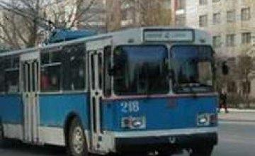 Власти Днепропетровска приняли решение пересмотреть городскую транспортную сеть
