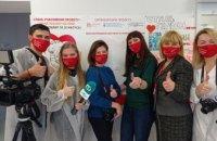 Журналисты Днепра присоединились к благотворительному партнерскому проекту «Допоможи народитися дитині!» (ФОТОРЕПОРТАЖ)
