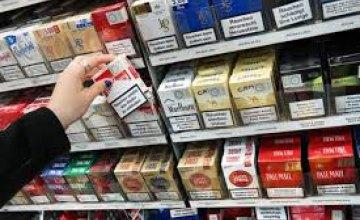 В Днепре неизвестные ограбили табачный киоск