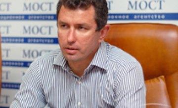 Днепропетровск готов инвестировать 5 млн грн в совместные проекты с малым бизнесом, - Евгений Жадан