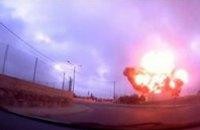 В Сети появилось видео крушения самолета на Мальте: есть погибшие (ВИДЕО)
