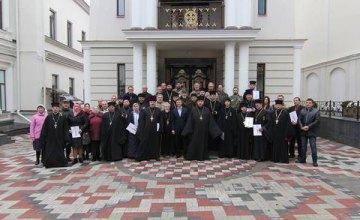 Глеб Пригунов наградил капелланов