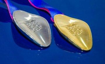 Рекордное количество медалей завоевали спортсмены Днепропетровщины в этом году на соревнованиях континентального и мирового уров