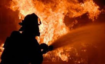 В Каменском на выходных горела школа