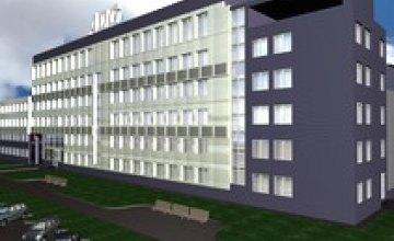 Компания AMF ввела новый складской комплекс стоимостью 10 млн. грн.