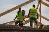 При содействии областного совета на Днепропетровщине помогли многодетной семье, которая осталась без жилья в результате пожара