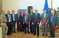 Сотрудников Павлоградского химзавода отметили премией КМУ за разработку и внедрение инновационных технологий (ФОТО)