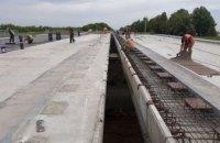 Как проходит строительство объездной вокруг Днепра (ФОТОРЕПОРТАЖ)