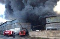 Стала известна причина масштабного пожара на предприятии в с. Каменка