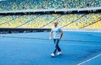 Голливудский актер Джейсон Стэтхэм снялся в рекламе в Киеве