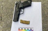 В центре Днепра трое мужчин устроили стрельбу