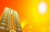 Завтра в Украину вернется 33-градусная жара