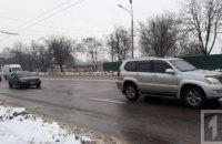 ДТП в Днепропетровской области: столкнулись «Lexus» и «Mitsubishi» (ФОТО)
