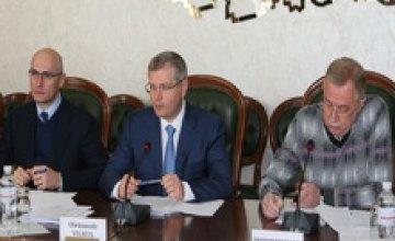 Вилкул, Принц Лоран Бельгийский и Президент АЕР обсудили привлечение технологий и финансирования для решения экологических пробл