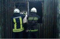 В Запорожье на пожаре погибло трое человек, ещё один пострадавший получил ожоги разной степени