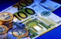 Евро обвалился по отношению к американскому доллару