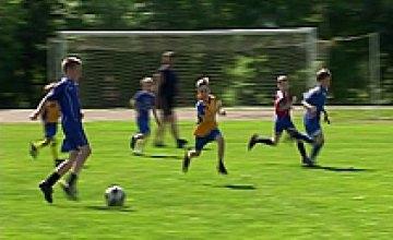 Днепропетровск готовит олимпийский резерв и молодых футболистов