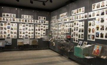 В Днепре завершили внутреннюю экспозицию первого в Украине Музея АТО, - Валентин Резниченко