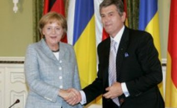Ангела Меркель отказалась посетить мемориал жертвам Голодомора