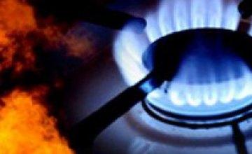 В Днепропетровске зафиксирован первый случай отравления газом в этом году