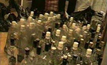 В 2008 году налоговики Днепропетровской области возбудили 93 уголовных дела по факту незаконного изготовления алкоголя