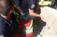 В Днепре 27-летний мужчина оказался под завалами дома