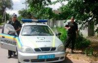 В Павлограде полиция охраны «на горячем» задержала вора телефонного кабеля