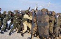 Украинские миротворцы в Косово тренировались с армянскими военными