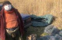 В Днепре задержали браконьера в резиновой лодке
